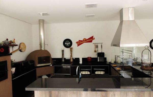 Cozinha 02 Espaço Gourmet